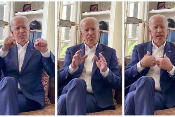 El ex vicepresidente de EEUU, Joe Biden.