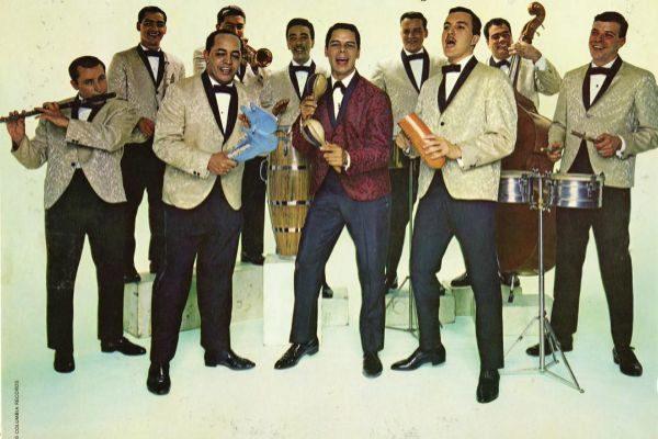 Imagen promocional del álbum 'Everything latin yeah, yeah' (1963) de Joe Quijano y su Orquesta