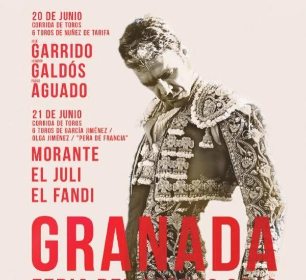 Garzón presenta una atractiva feria a rebufo del Corpús de José Tomás