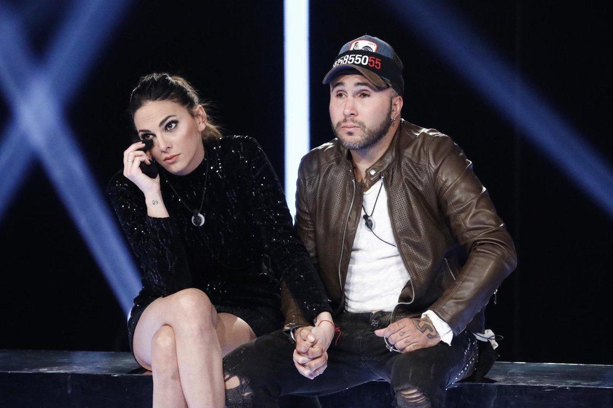 Irene Rosales y Kiko Rivera se despiden en GH Dúo en Telecinco, tras...