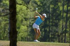 Jessica Yuen, en la primera jornada en el Champions Retreat.