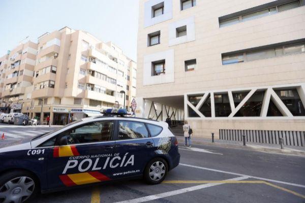 La Comisaría Provincial de Alicante de la Policía Nacional.