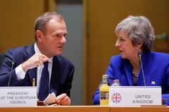 May pide una prórroga del Brexit hasta el 30 de junio