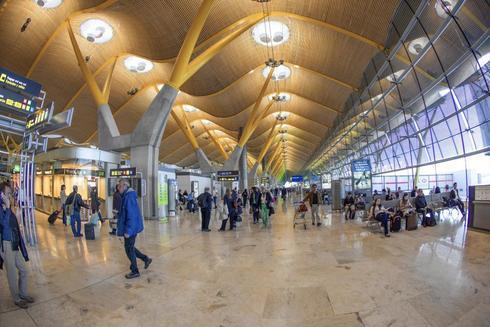 Terminal 4 del Aeropuerto Adolfo Suárez-Madrid Barajas.