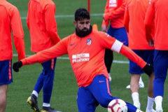 """Costa y Morata, listos para el Camp Nou: """"No hay miedo a Messi"""""""