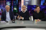 Javier Sardá, Jorge Salvador y Carlos Latre hablaron de las supuestas orgías de Crónicas Marcianas en El Hormiguero en Antena 3