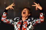 Mick Jagger, durante un concierto de Rolling Stones en Marsella el pasado verano.