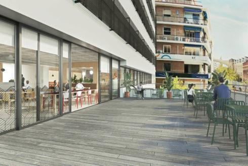 El Edificio Villasís abrirá en Sevilla un nuevo espacio de coworking y trabajo flexible