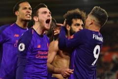 El Liverpool arrebata el liderato al City de Guardiola