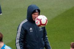 El casting de Zidane para elegir a sus descartes