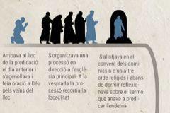 Així eren els sermons de Sant Vicent Ferrer