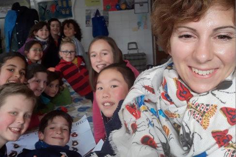 El triunfo de Bárbara y sus niños 'científicos' en la España vaciada