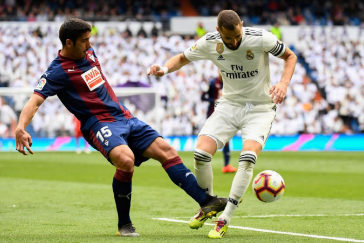 Real Madrid vs. Eibar en directo