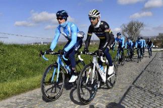 El Tour de Flandes, el último desafío de Valverde