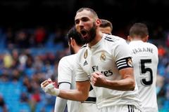 Benzema, el mejor en el peor Madrid