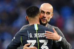 Gabriel Jesús mete al Manchester City en la final