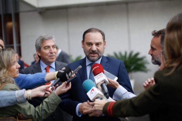 El secretario de Organización del PSOE, José Luis <HIT>Ábalos</HIT>