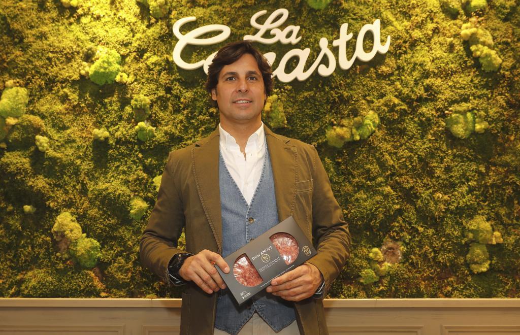Francisco Rivera Ordóñez, en un acto publicitario en Málaga en 2018