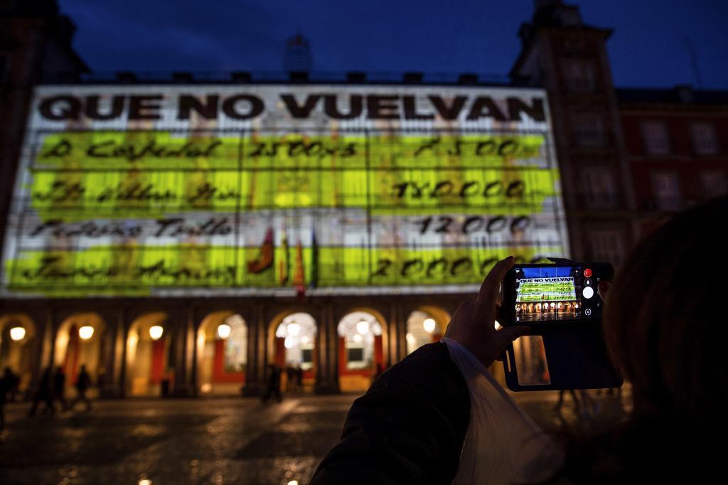 Ayuntamiento al servicio de Podemos