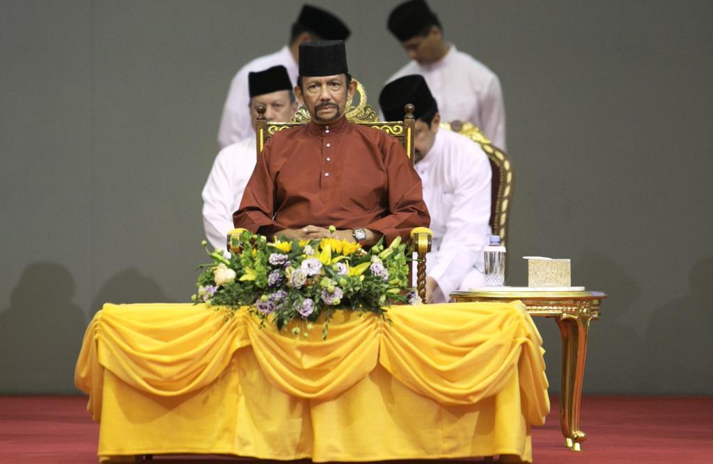 Barbarie en Brunei