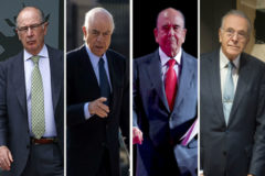 Alguno de los cuatro banqueros no dijo la verdad