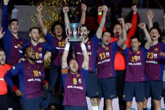 ¿Por qué el Barcelona de balonmano nunca falla?