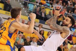 El Madrid sobrevive a Gran Canaria