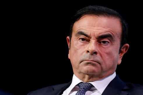 FILE PHOTO - <HIT>Carlos</HIT> <HIT>Ghosn</HIT>, chairman and CEO of...