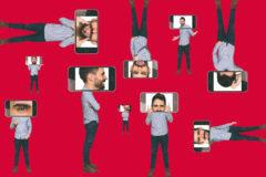Por qué las redes sociales nos vuelven más narcisistas