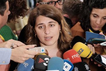 Marta Pascal, en una foto de archivo