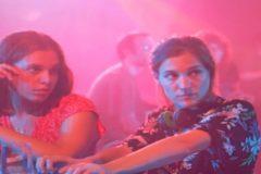 La actriz Cristina Colom y la directora Carla Simón en el rodaje de 'Después también'.