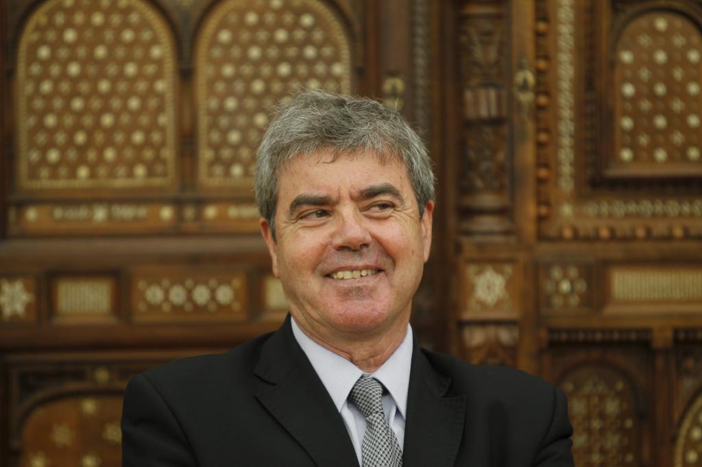Gorka Knörr, ex parlamentario europeo por EA.