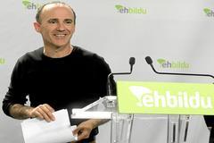 """Renuncia el candidato de EH Bildu al Europarlamento por cometer """"actuaciones inaceptables"""" con su ex compañera sentimental"""