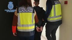 Arrestado el hombre acusado de matar a un anciano en Leganés tras robar en su domicilio