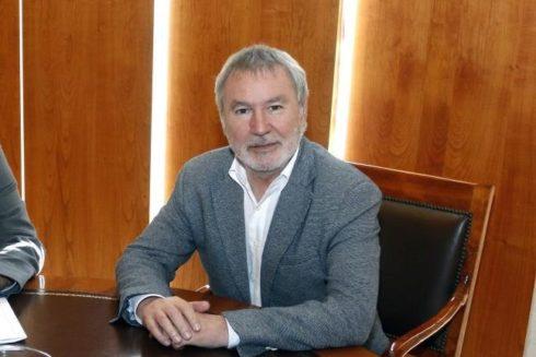 El presidente de Autoridad Portuaria de Alicante, Juan Antonio Gisbert.