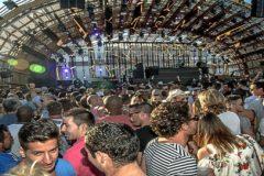 Imagen de archivo de una fiesta en una conocida discoteca de Ibiza.