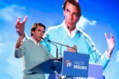 Aznar, qué risas
