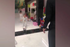 El polémico vídeo de Cristiano Ronaldo con sus hijos