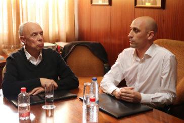La Guardia Civil también acusa al nuevo vicepresidente de Rubiales de desvío de fondos