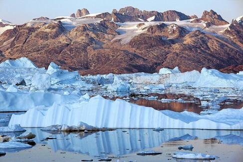 Los glaciares se derriten mucho más rápido de lo que se pensaba