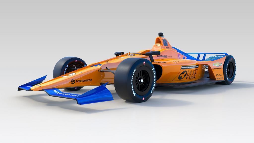 F1. <HIT>McLaren</HIT> de Fórmula 1