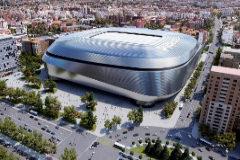 A favor del nuevo Bernabéu
