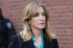 Felicity Huffman se declara culpable en el escándalo de las universidades