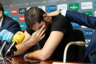 """Antelo, jubilado por las lesiones y tentado por VOX: """"Me veía la carne podrida"""""""