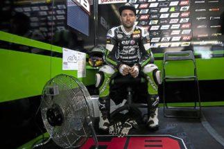 El último escándalo de Héctor Barberá: ¿robó su propia moto?