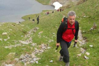 Muere en el Himalaya el médico y montañero aragonés Alberto Rubio