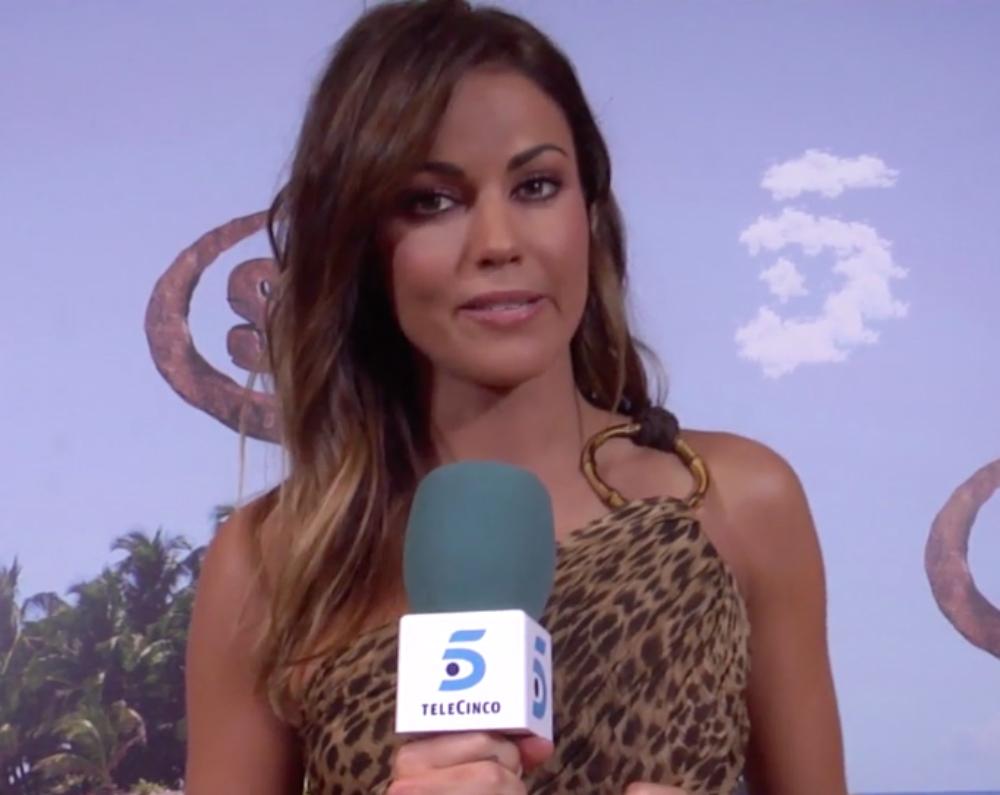 La presentadora Lara Álvarez desvela nuevos detalles de Supervivientes 2019 durante la presentación del 'reality' que dará comienzo próximamente en Telecinco