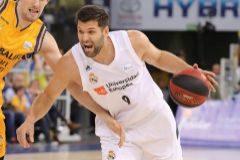 """La autocrítica de Felipe Reyes: """"No estamos haciendo el baloncesto que nos gustaría"""""""