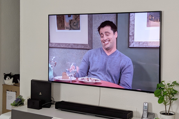 La Samsung Q900R es de lo mejor del mercado, sin importar la resolución