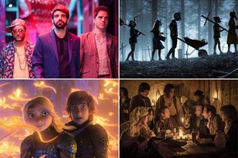 Las películas que no te puedes perder si vas al cine en Semana Santa